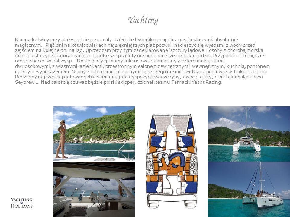 Discover Kiedyś zawsze trzeba zejść na ląd… Na Seszelach czeka na eksploracja trzech głównych wysp archipelagu centralnego.