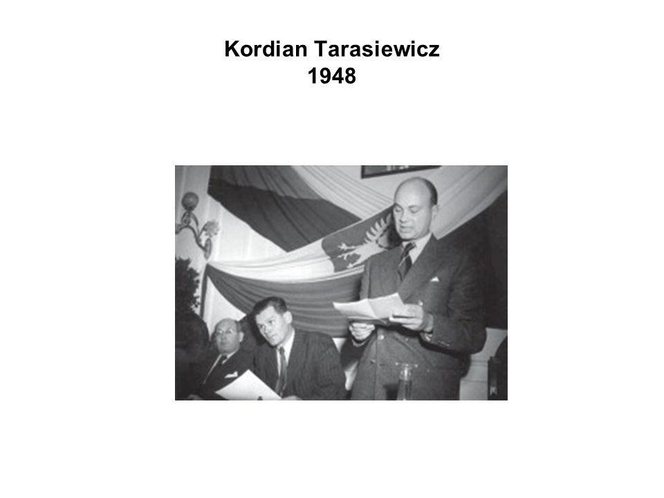 Kordian Tarasiewicz 1948