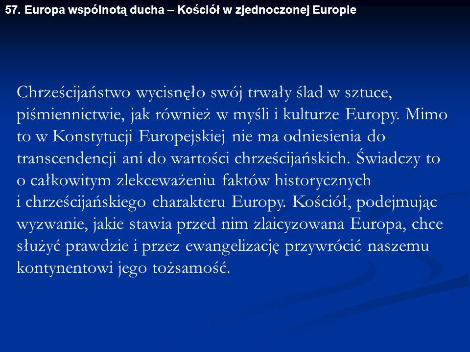 """Panno Najświętsza, pomagaj Europie."