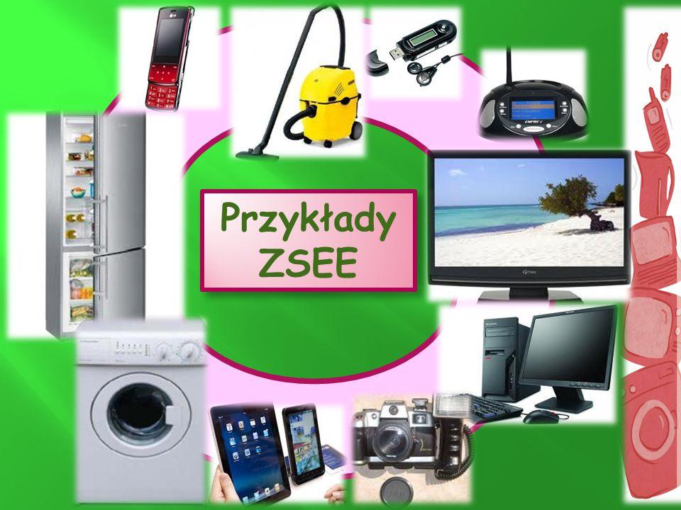WAŻNE!!.Na wszystkich urządzeniach elektrycznych i elektronicznych wyprodukowanych po 2005 r.