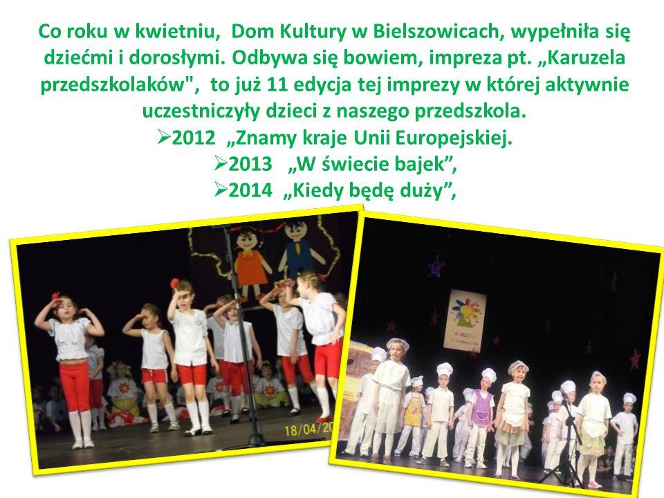 Co roku w kwietniu, Dom Kultury w Bielszowicach, wypełniła się dziećmi i dorosłymi.