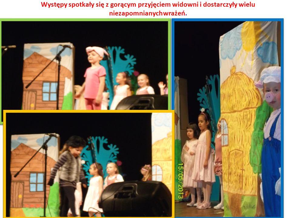 Występy spotkały się z gorącym przyjęciem widowni i dostarczyły wielu niezapomnianych wrażeń.