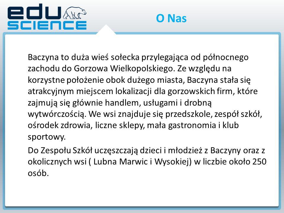 Baczyna to duża wieś sołecka przylegająca od północnego zachodu do Gorzowa Wielkopolskiego.