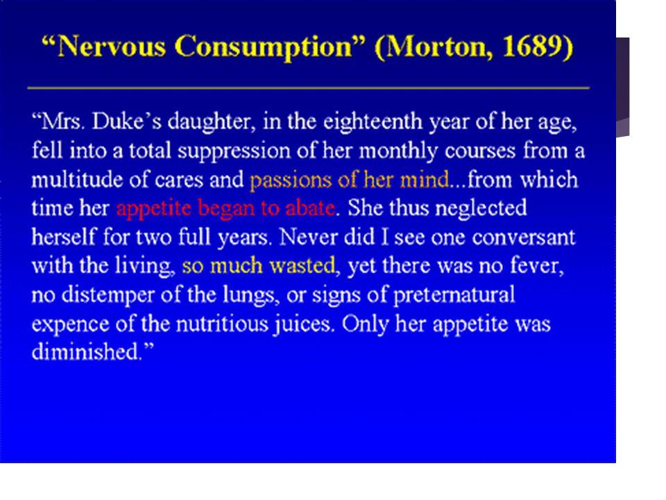 Jakie objawy psychiczne występują w przebiegu anoreksji.