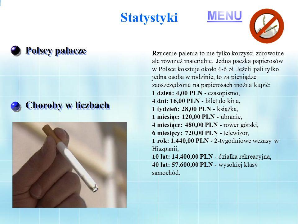 Nałóg palenia czyli... Jak działa nikotyna .