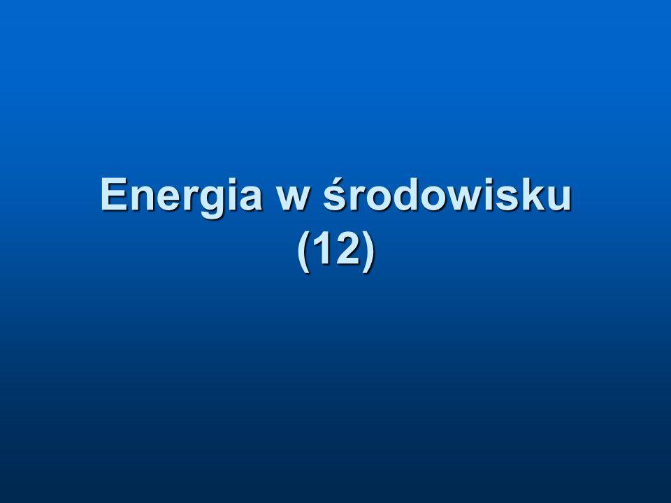 Energia w środowisku (12)