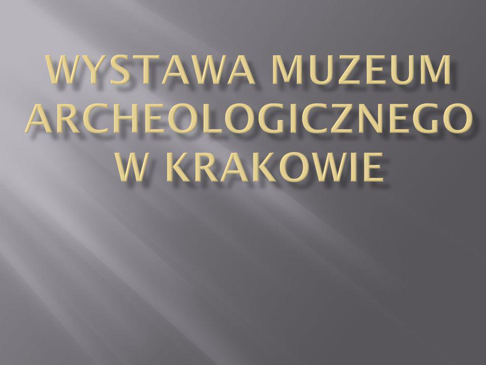 Pierwszym obiektem są tzw.figurki uszebti, które powstały w latach 570–526 p.n.e.