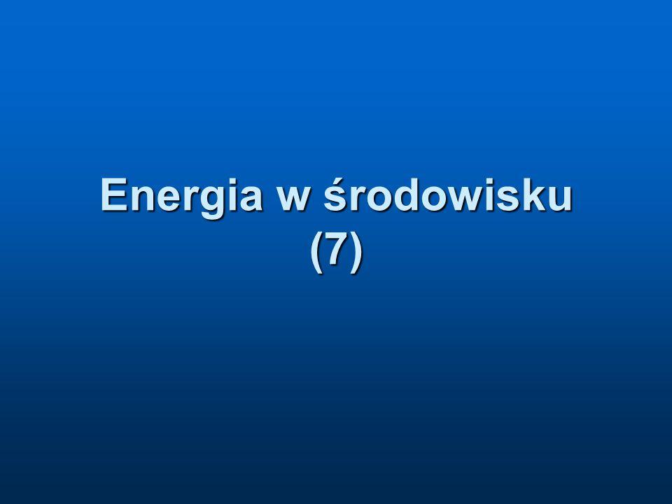 Produkcja ogniw fotowoltanicznych na świecie Zainstalowana moc elektrownii fotowoltanicznych Nadzieja na zmniejszenie kosztów produkcji elektryczności w elektrowniach słonecznych