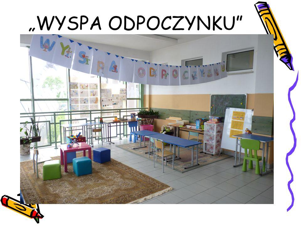"""""""WYSPA ODPOCZYNKU"""