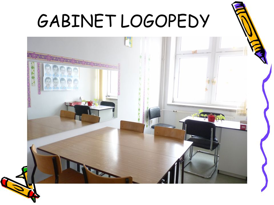 GABINET LOGOPEDY