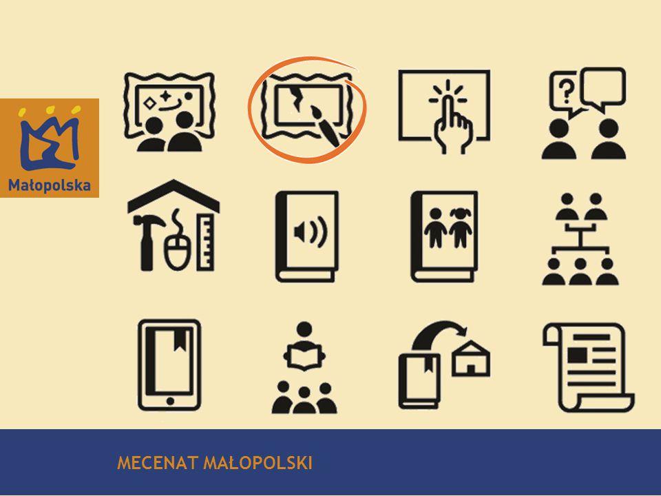 Strategy for Malopolska 2011 – 2016 19/12 MECENAT MAŁOPOLSKI