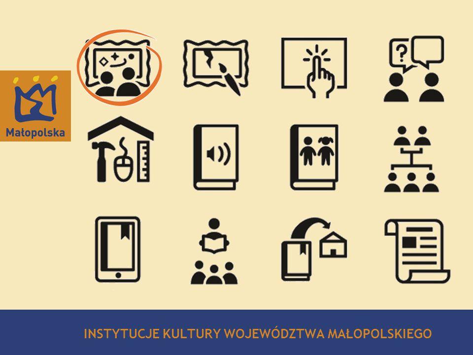 Strategy for Malopolska 2011 – 2016 5/12 INSTYTUCJE KULTURY WOJEWÓDZTWA MAŁOPOLSKIEGO