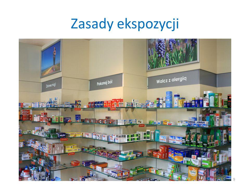 Farmaceuta XXI wieku Profesjonalny farmaceuta nie tylko realizuje recepty i wydaje leki, ale również udziela pomocy i fachowej porady.