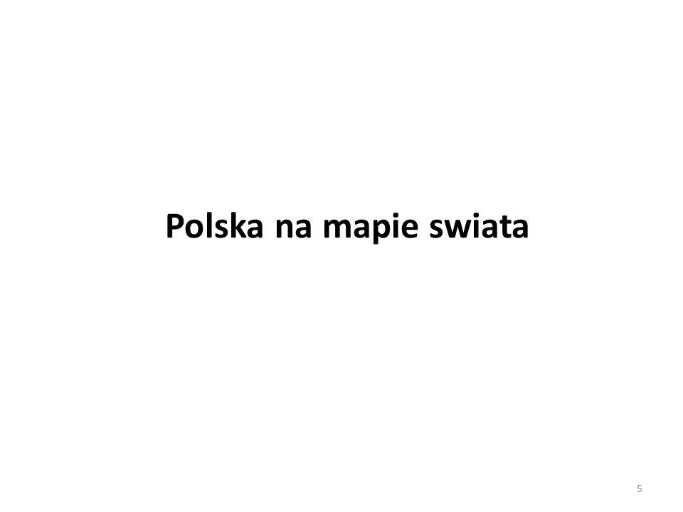 Polska na mapie swiata 5