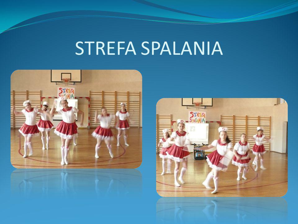 STREFA SPALANIA