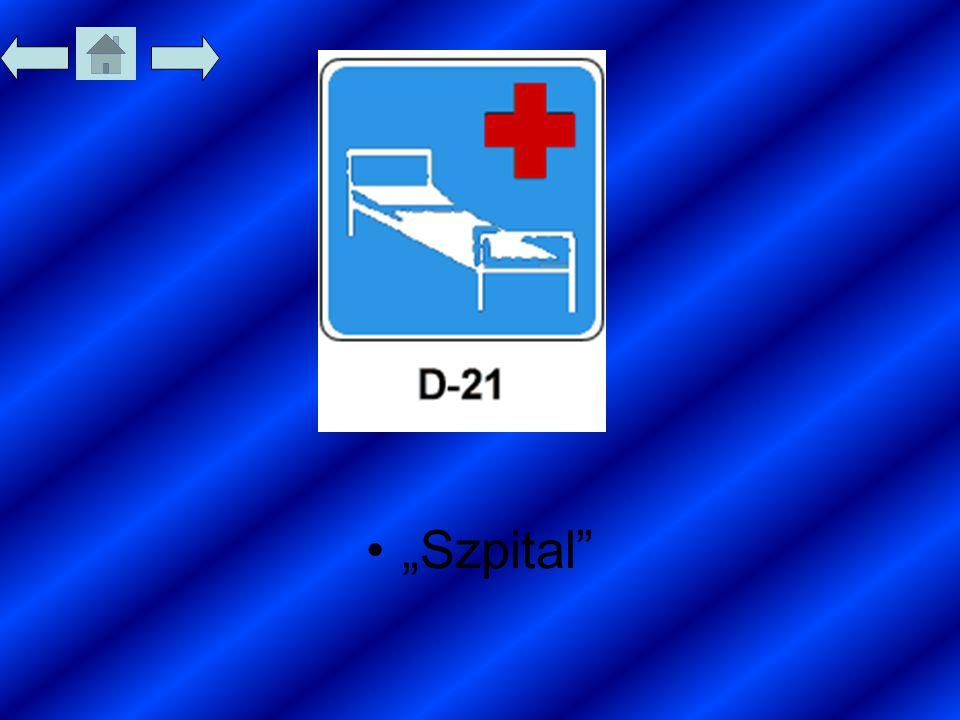 """""""Szpital"""""""