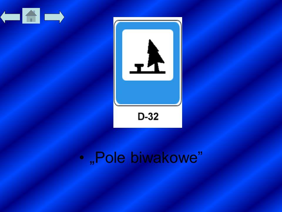 """""""Pole biwakowe"""""""