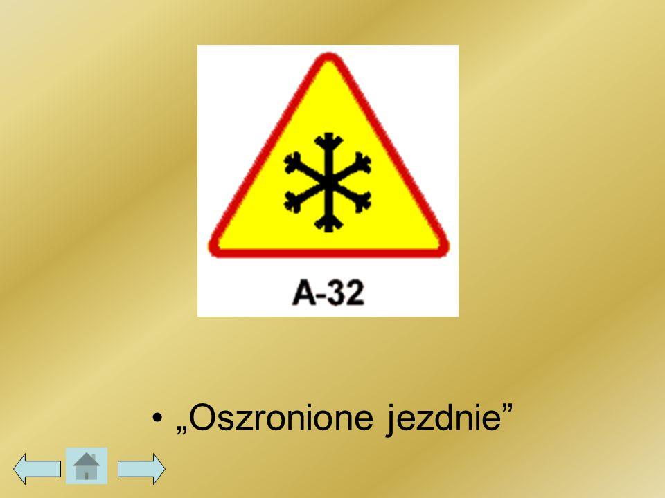 """""""Oszronione jezdnie"""""""