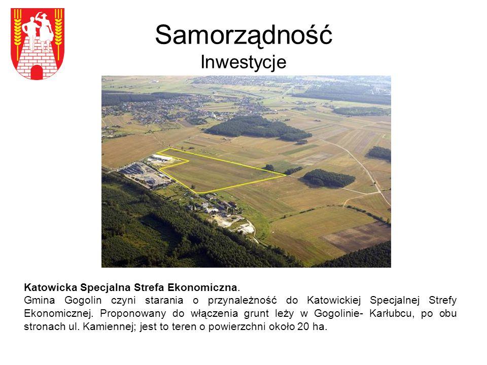 Samorządność Inwestycje Katowicka Specjalna Strefa Ekonomiczna.