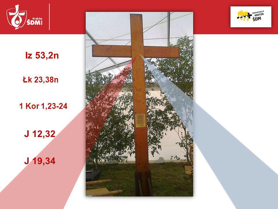 Dzięki za Twój Krzyż Dzięki za zwycięstwo Twe Dzięki, że Twa Krew oczyszcza mnie Dzięki za miłosierdzie Twe.