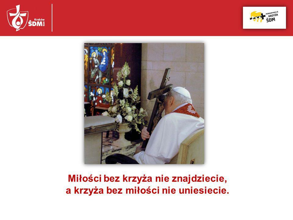 """Bp Henryk Tomasik:""""Wielkiej lekcji umiłowania Chrystusowego Krzyża udzielił nam Ojciec Święty w Wielki Piątek 2005 r."""