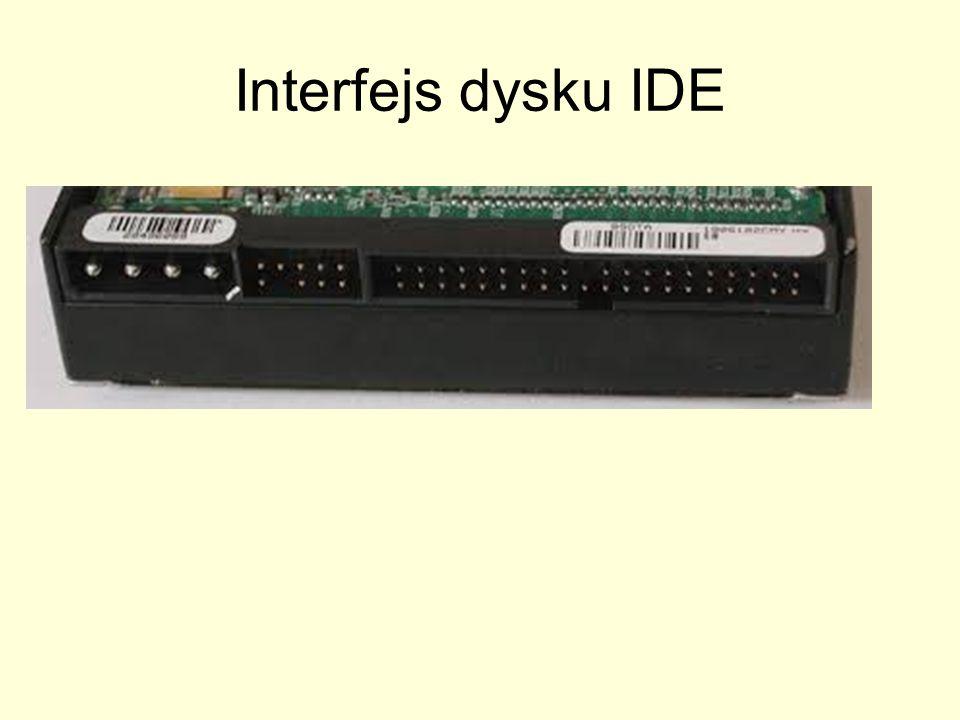 Interfejs dysku IDE