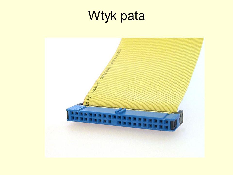 Przewody PATA Przewód 80 żyłowy.