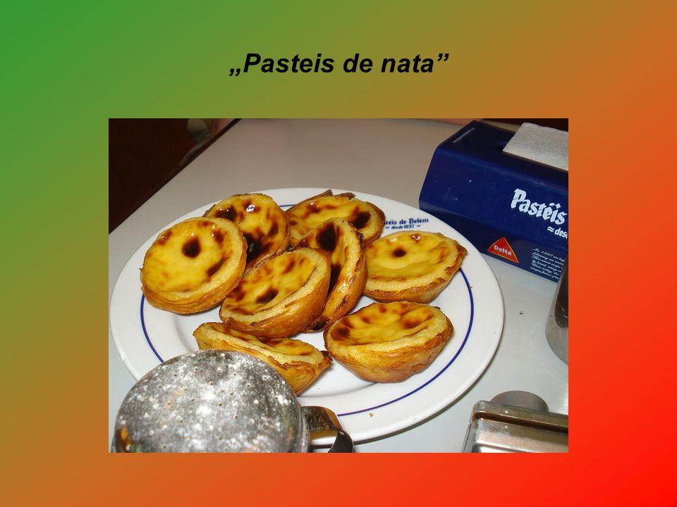 """""""Pasteis de nata"""""""
