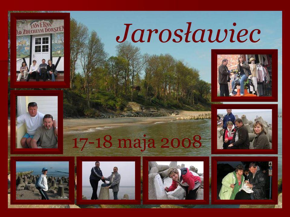 Jarosławiec 17-18 maja 2008
