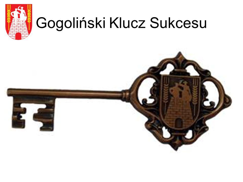 Gogoliński Klucz Sukcesu