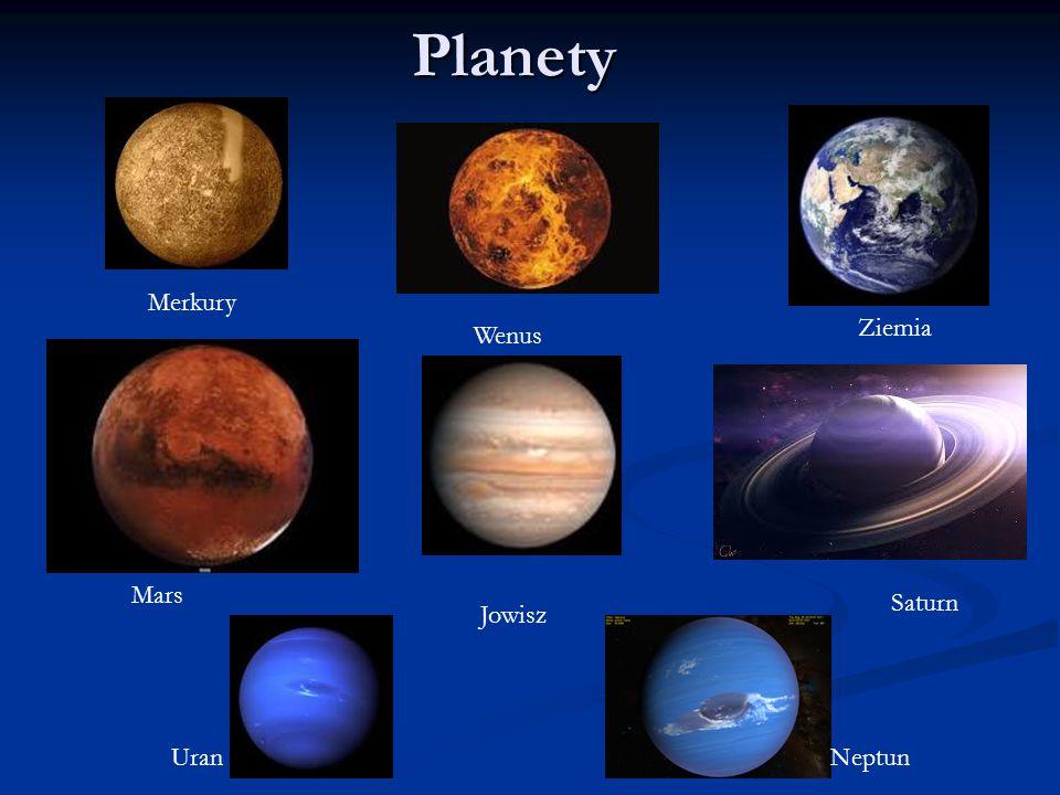 Księżyc Księżyc jest jedynym ciałem niebieskim obiegającym Ziemię.