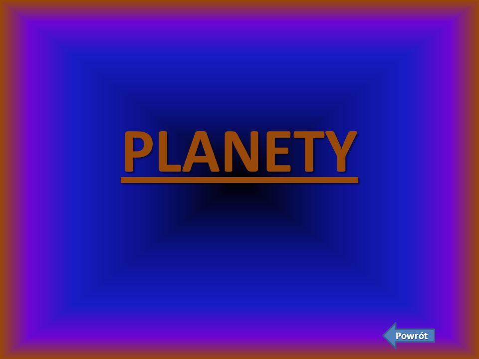 Merkury Najmniejsza i najbliższa Słońcu planeta Układu Słonecznego.