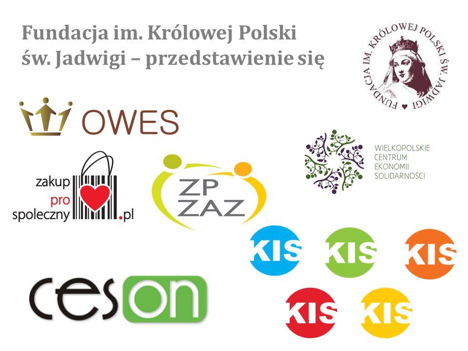 Fundacja im. Królowej Polski św. Jadwigi – przedstawienie się