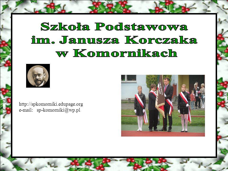 http://spkomorniki.edupage.org e-mail:sp-komorniki@wp.pl