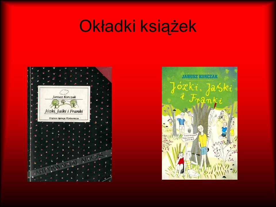 Okładki książek