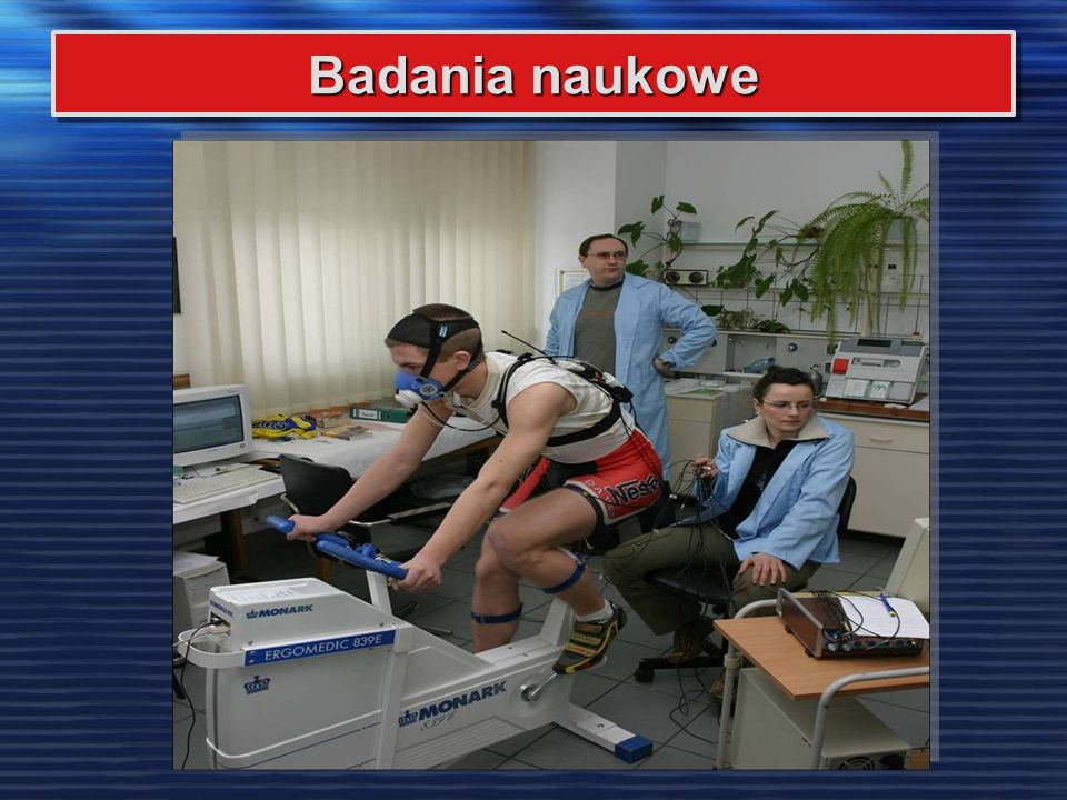 Badania naukowe