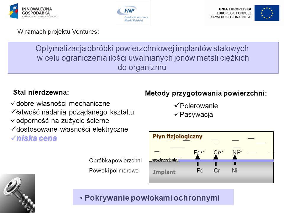 Wsparcie projektów mających zastosowanie w gospodarce, realizowanych przez studentów, absolwentów i doktorantów Program VENTURES Więcej na: www.fnp.org.pl Celem programu jest podniesienie atrakcyjności pracy naukowej w Polsce, zainteresowanie młodych uczonych pracą naukową, a także zwiększenie liczby projektów, których wyniki mogą być wdrożone w działalności gospodarczej.