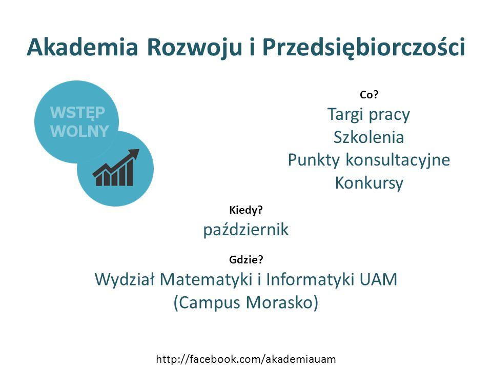 Akademia Rozwoju i Przedsiębiorczości Co.