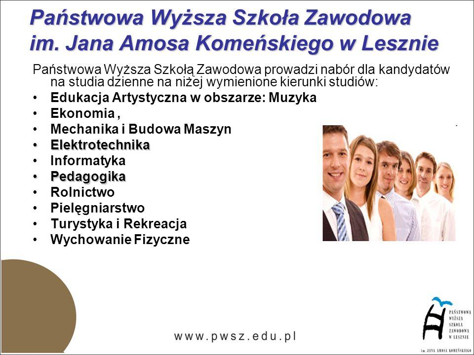 Władze uczelni Prorektor do Spraw Studenckich dr Janusz Poła Kanclerz mgr Zbigniew Mocek Rektor- prof.