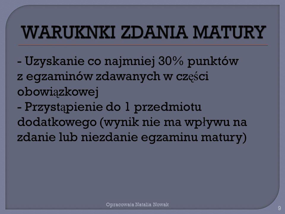 Komunikat dyrektora CKE z 29 sierpnia 2014 r.