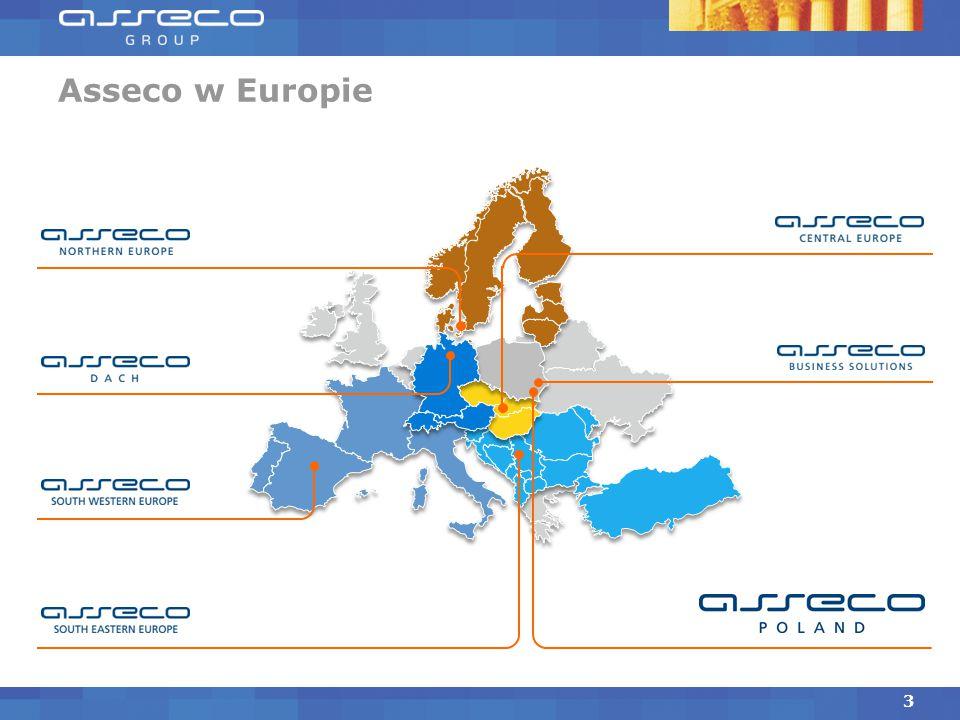 Grupa Asseco na świecie 4 - Grupa Asseco