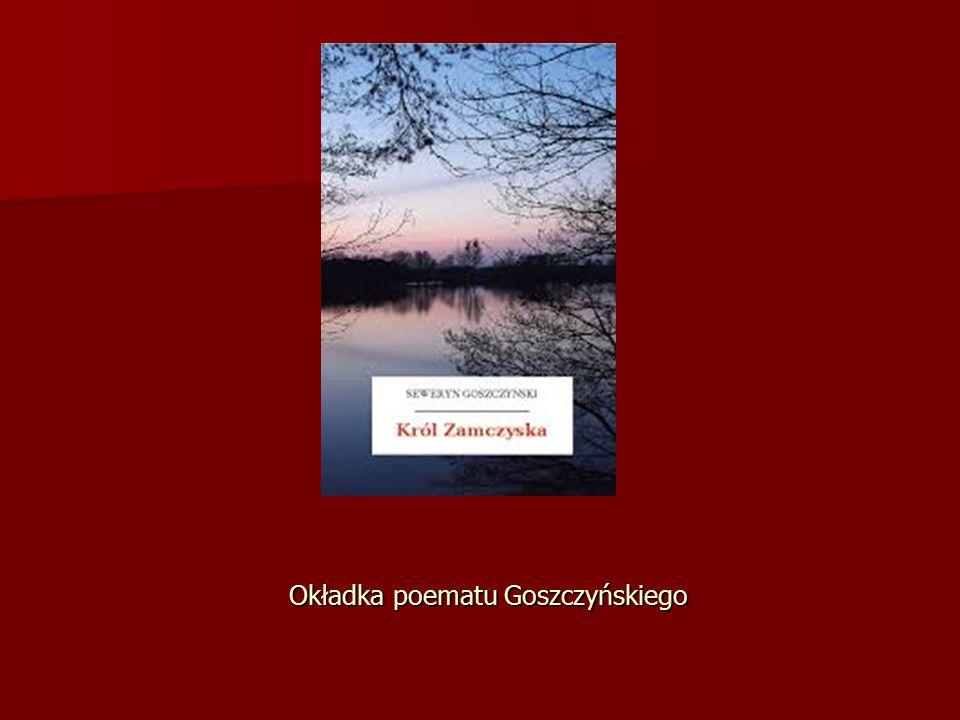 Okładka poematu Goszczyńskiego