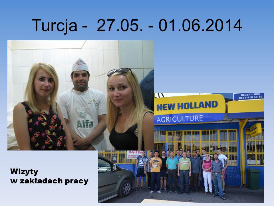 Turcja - 27.05. - 01.06.2014 Kapadocja