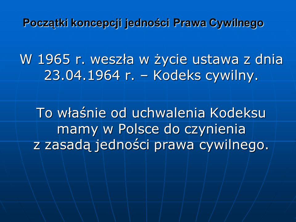 Kupiec inaczej Przedsiębiorca Ustawa z 28.07.1990 r.