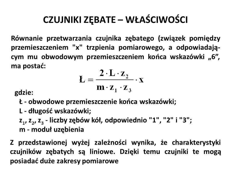 DOKŁADNOŚĆ POMIARU c.d.