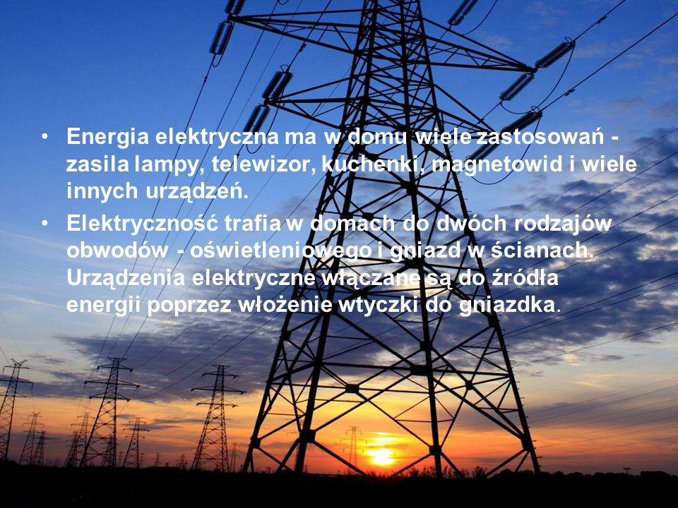 Jak zmniejszyć zużycie energii elektrycznej w gospodarstwie domowym i dzięki temu mniej płacić za prąd?