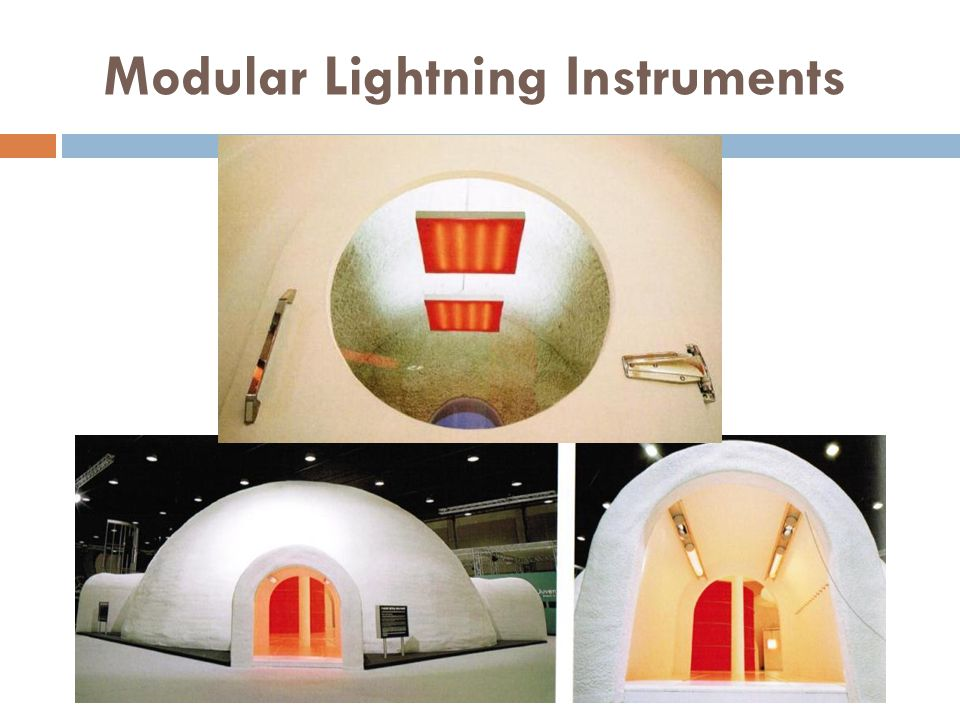 Modular Lightning Instruments