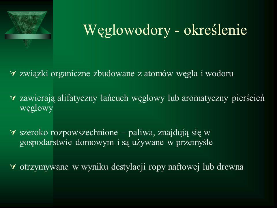 Węglowodory aromatyczne benzen – C 6 H 6 Badania pomocnicze: - morfologia krwi z rozmazem, - PLT, - retikulocyty, - biopsja szpiku, - badania koagulologiczne, - EKG, - konsultacja neurologiczna