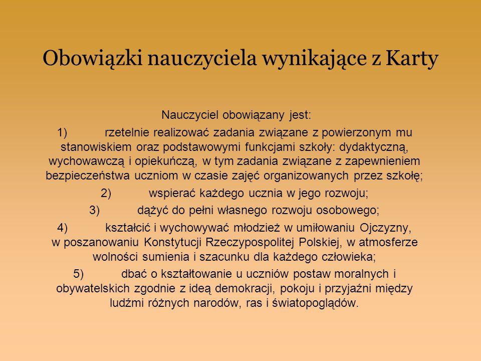 Rodzaje orzeczeń dyscyplinarnych cz.
