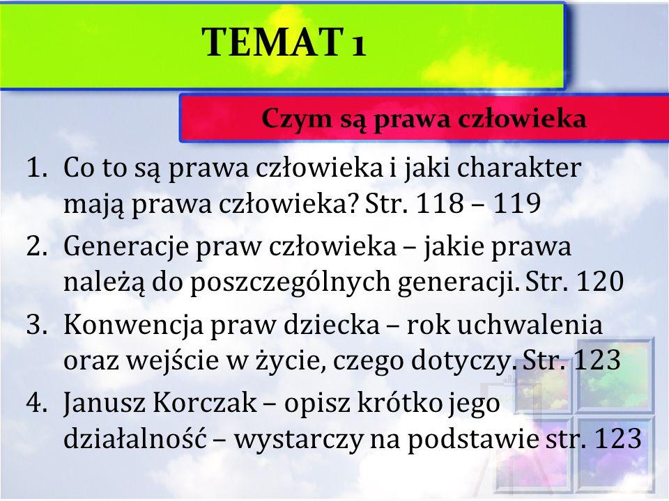 TEMAT 2 1.ONZ – do jakiego należy systemu oraz jaki stworzyła urząd, rok powstania i siedziba.